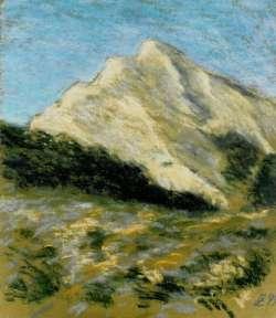 Mallorca III, 45 x 50 cm